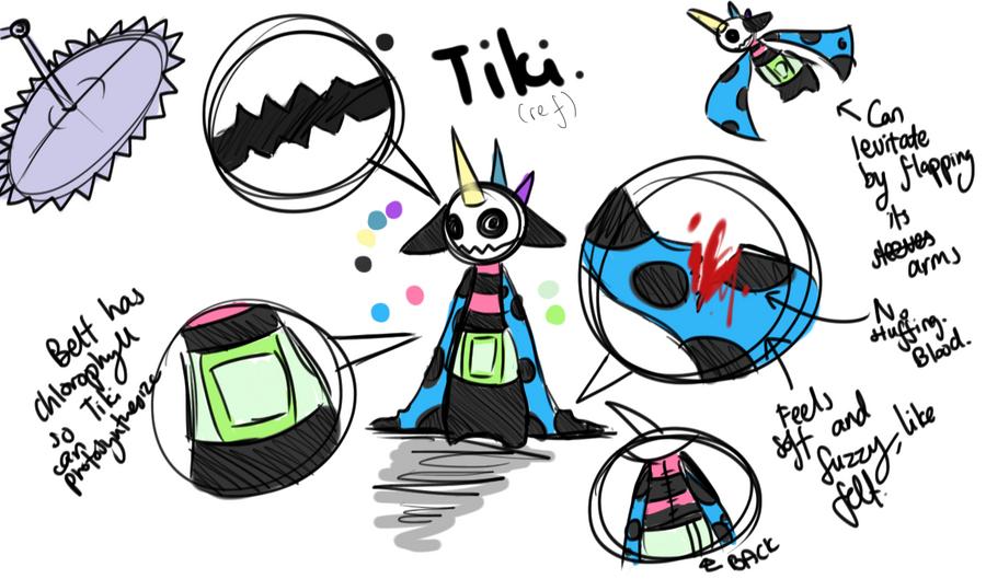 [C2G] Tiki Ref. by OkayIlie