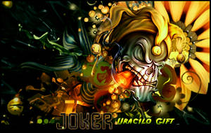 Joker by UraDesing