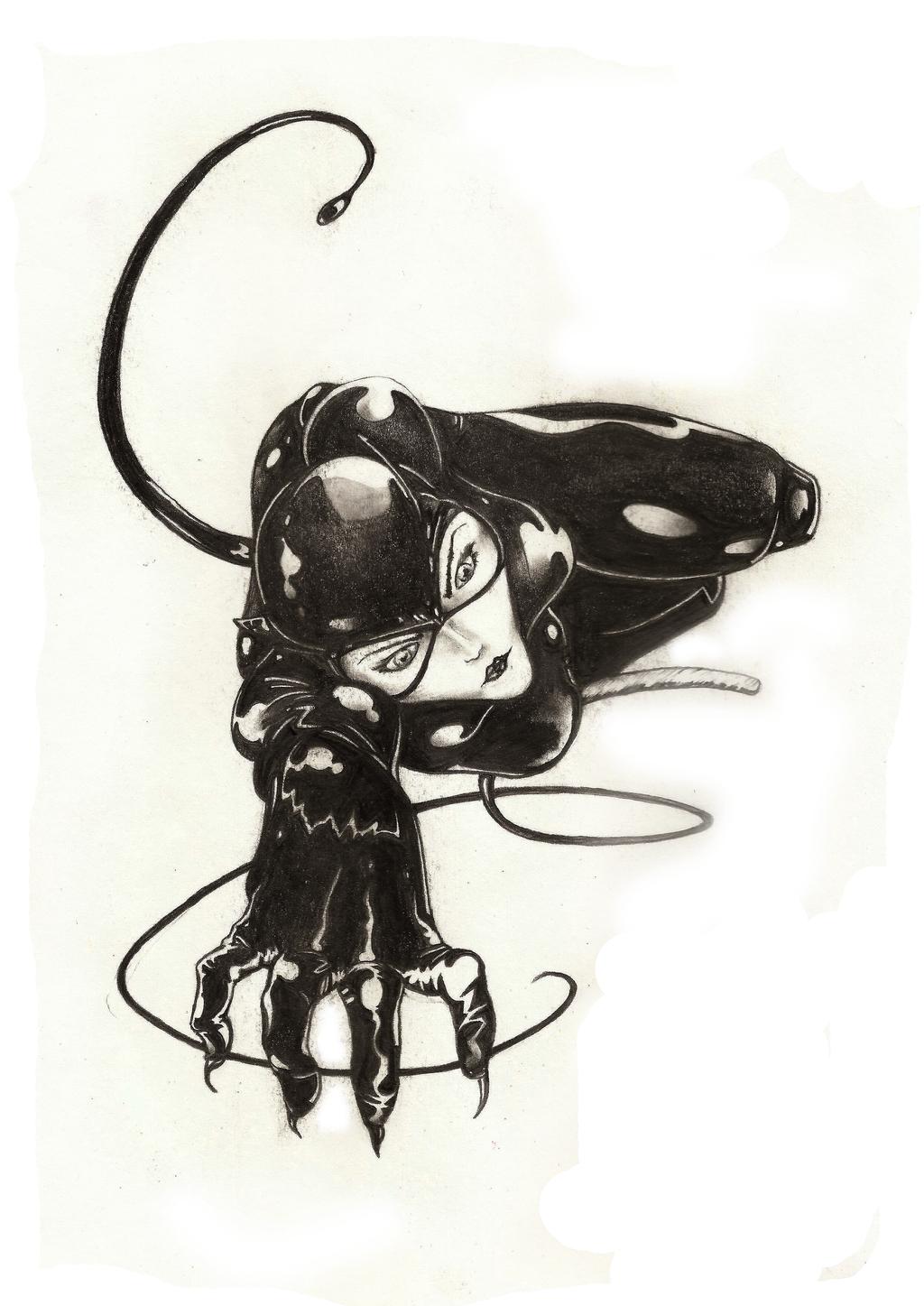 Catwoman by UraDesing