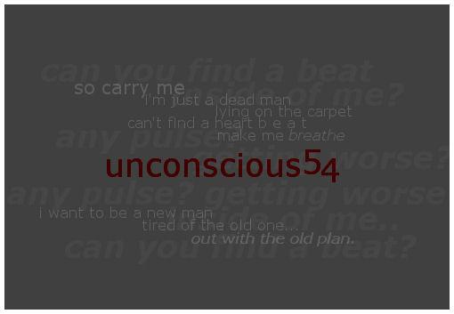 unconscious54's Profile Picture