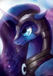 Commander Luna