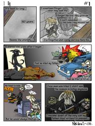 Left Behind: pg 1