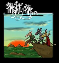 Mighty Mice ID 4