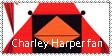 Charley Harper stamp by Highlighterjuice