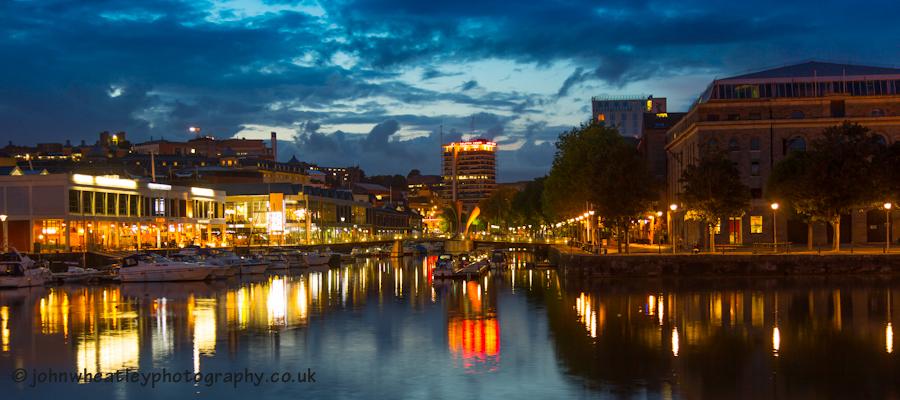 Bristol nightlife by johnleewheatley