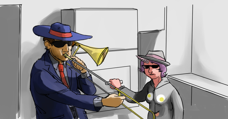 When moot Isnt Home by faqundo