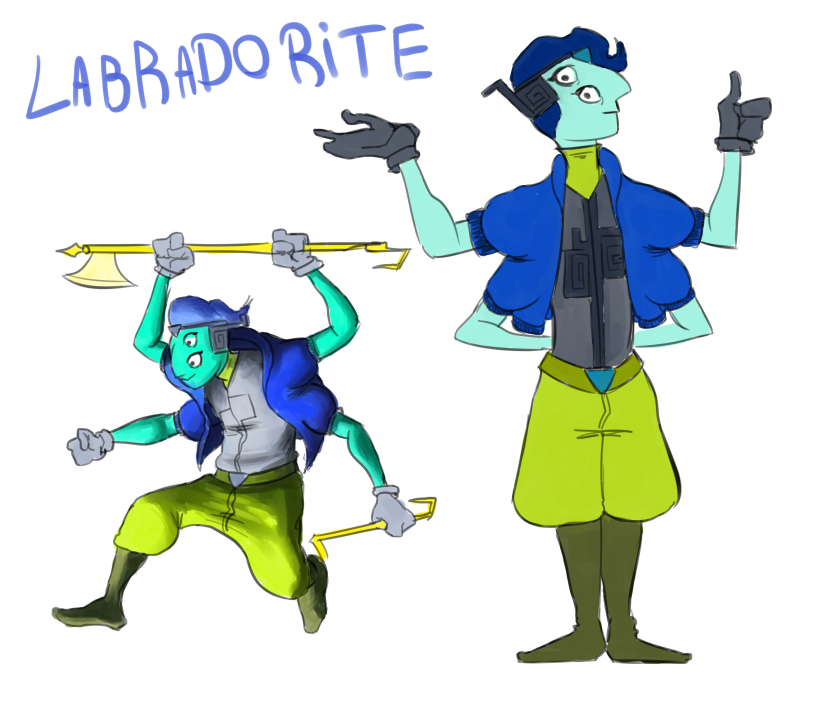 Labradorite by faqundo