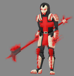 Red Church Enforcer