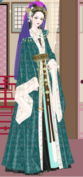 Silla - Chuen Hei by Morrigansfury