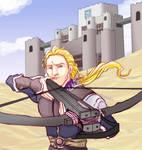 Edgar Defend Figaro Castle
