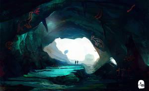 Giants Cave by SandroRybak
