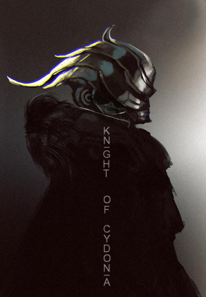 Knight Of Cydonia 3 by SandroRybak