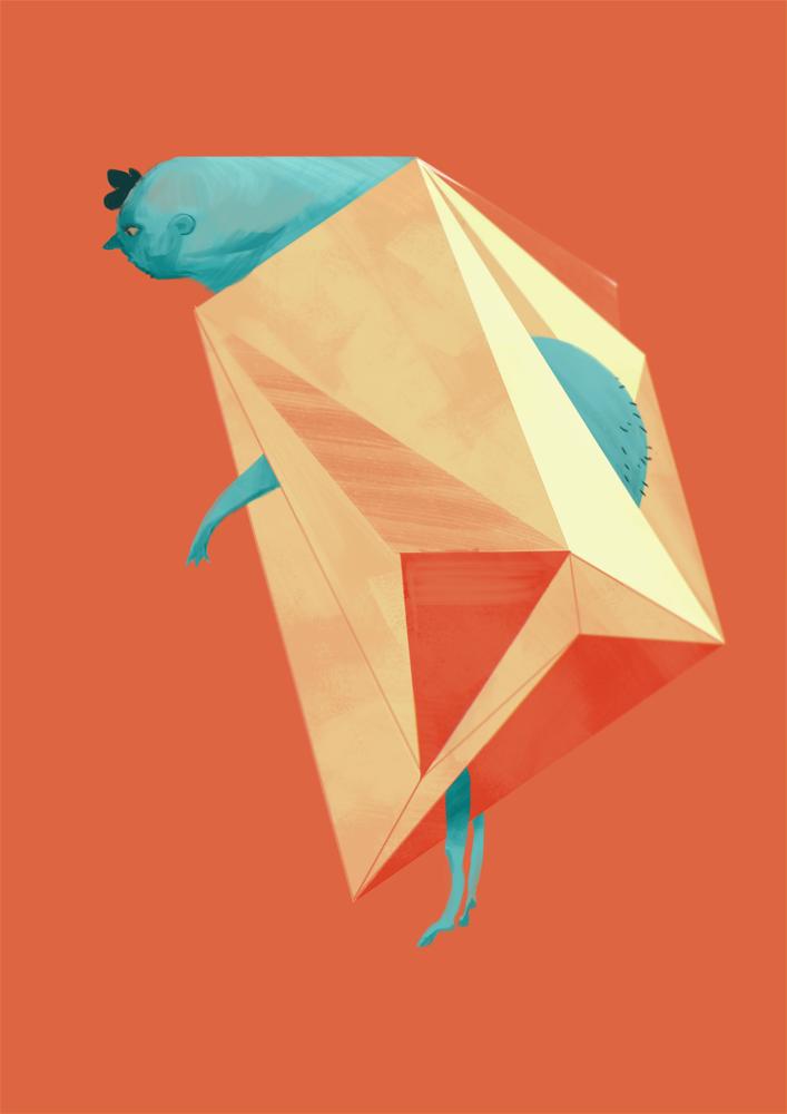 Triangle-Dude by SandroRybak