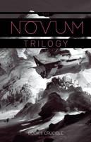 NOVUM TRILOGY BOOK COVER by SandroRybak