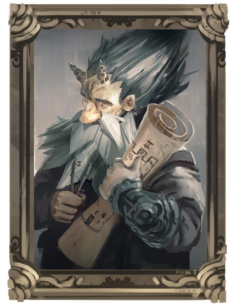 Gnome 2 by SandroRybak
