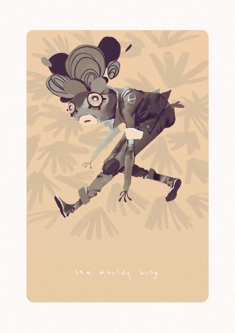 The Mouldy King by SandroRybak