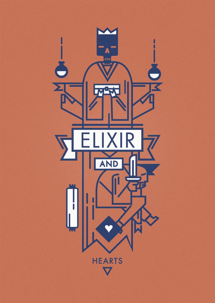 Elixir + Hearts by SandroRybak