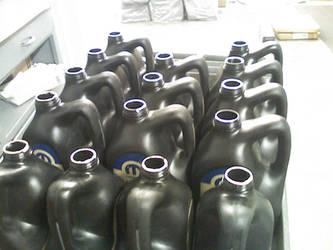 Oil Jugs