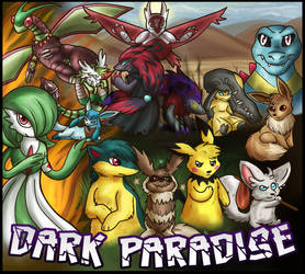 Dark Paradise Cover (V2)