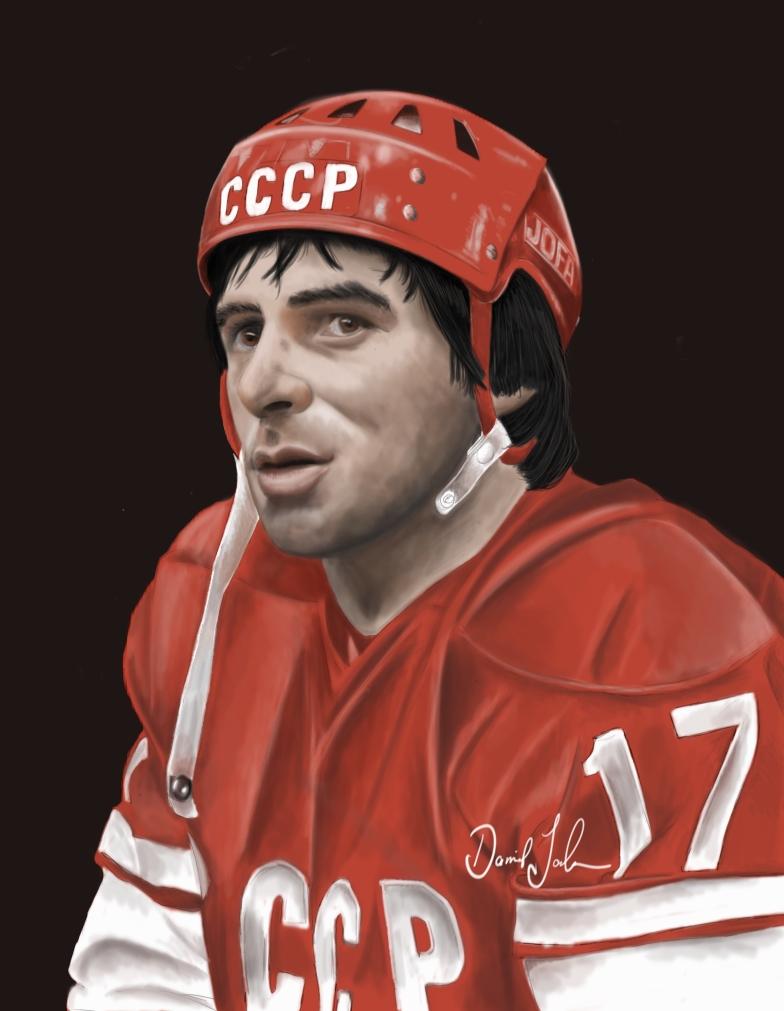Valerij Kharlamov by DocPrometheus