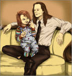Chucky and Charles