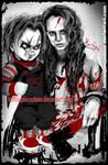 Curse of Chucky - Nica and Chucky