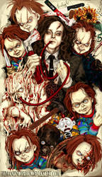 Chucky by HumanPinCushion