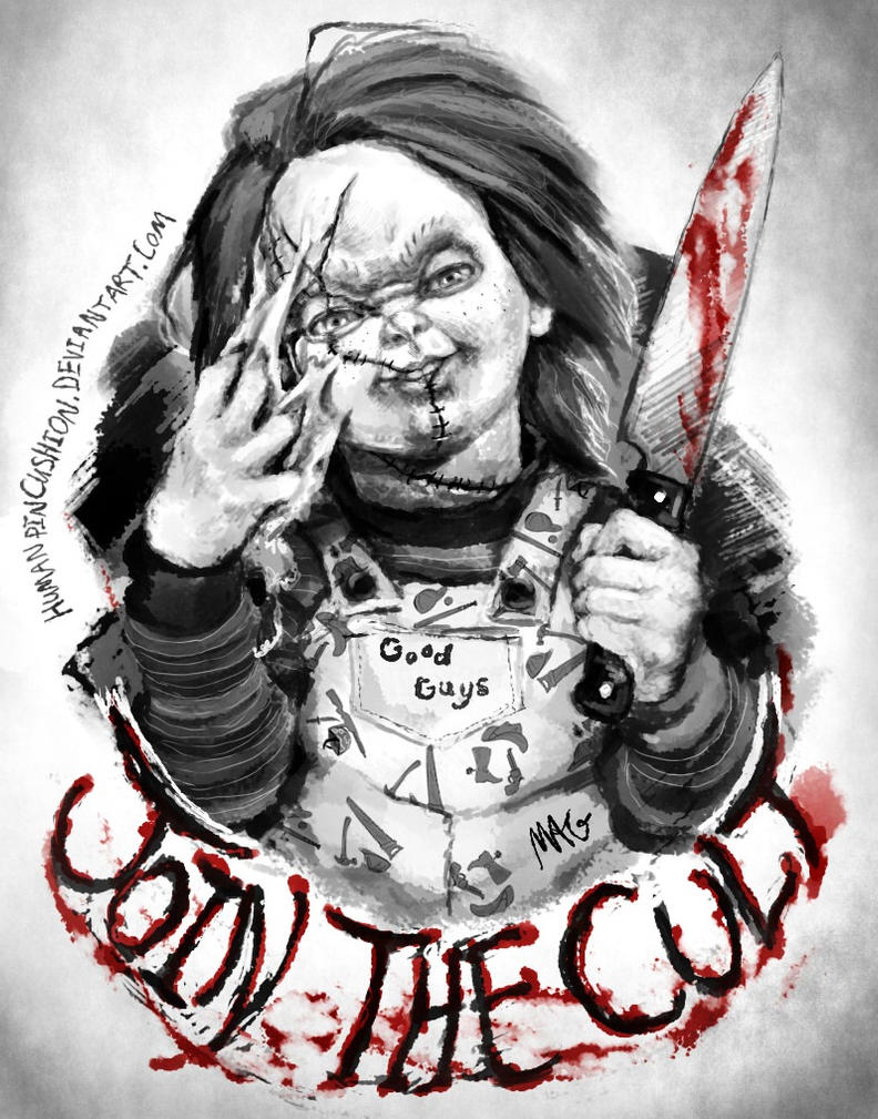 Cult of Chucky by HumanPinCushion