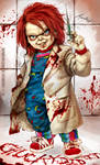 Chucky did it