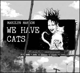 WE HAVE CATS