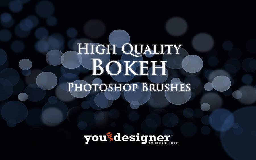 High Quality Bokeh Photoshop Brushes