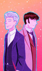 12th and 10th Doctor