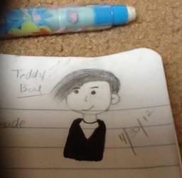 Teddy Boy by ElectricMayhem1