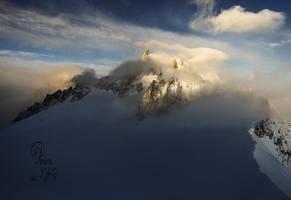 Helbronner by landscapes-flake