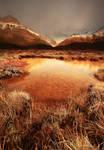 La Montagne Invisible by landscapes-flake
