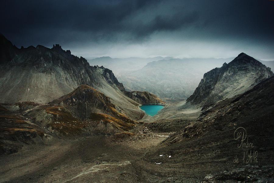 Desolation by landscapes-flake