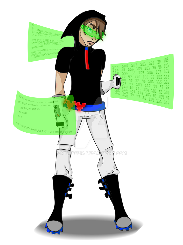 Computerized Guardian M by Ninapedia