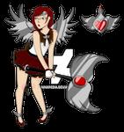 The Milky Way Calvary: Sailor Phoenix