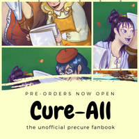 Cure All Preview - Art Girls