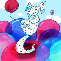 Balloonaroo - Blumaroo Day 2021