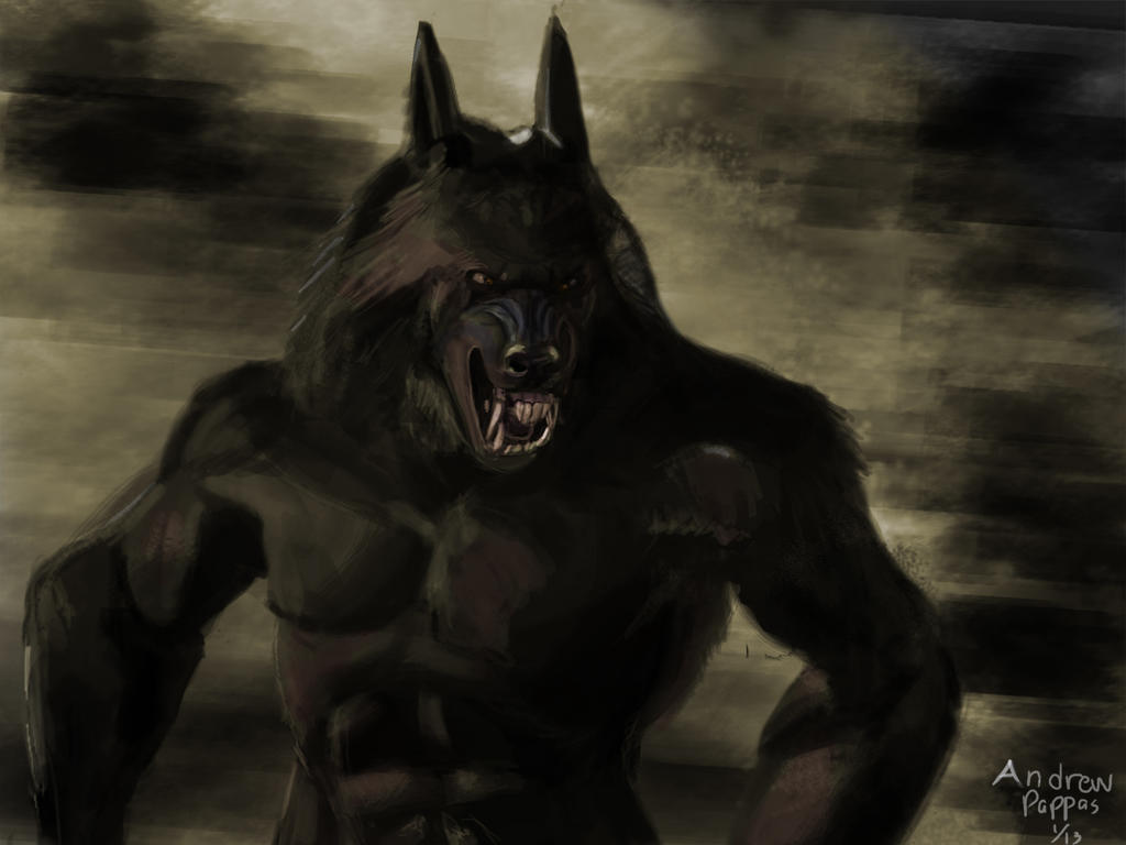 Werewolf Van Helsing by Inari123 on DeviantArt