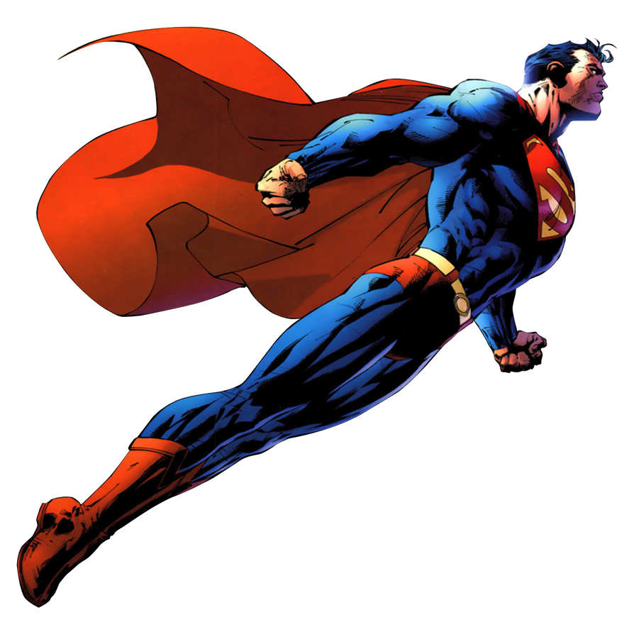 clipart superman flying - photo #2