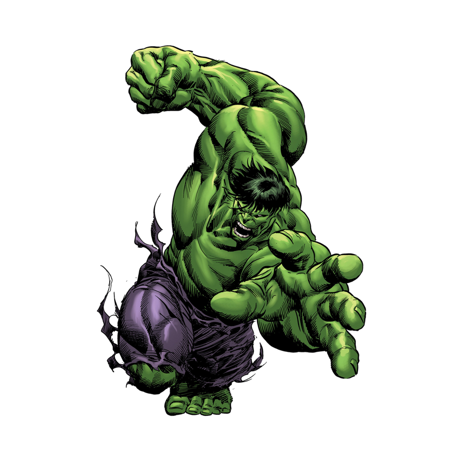 Hulk by JayC79 on DeviantArt