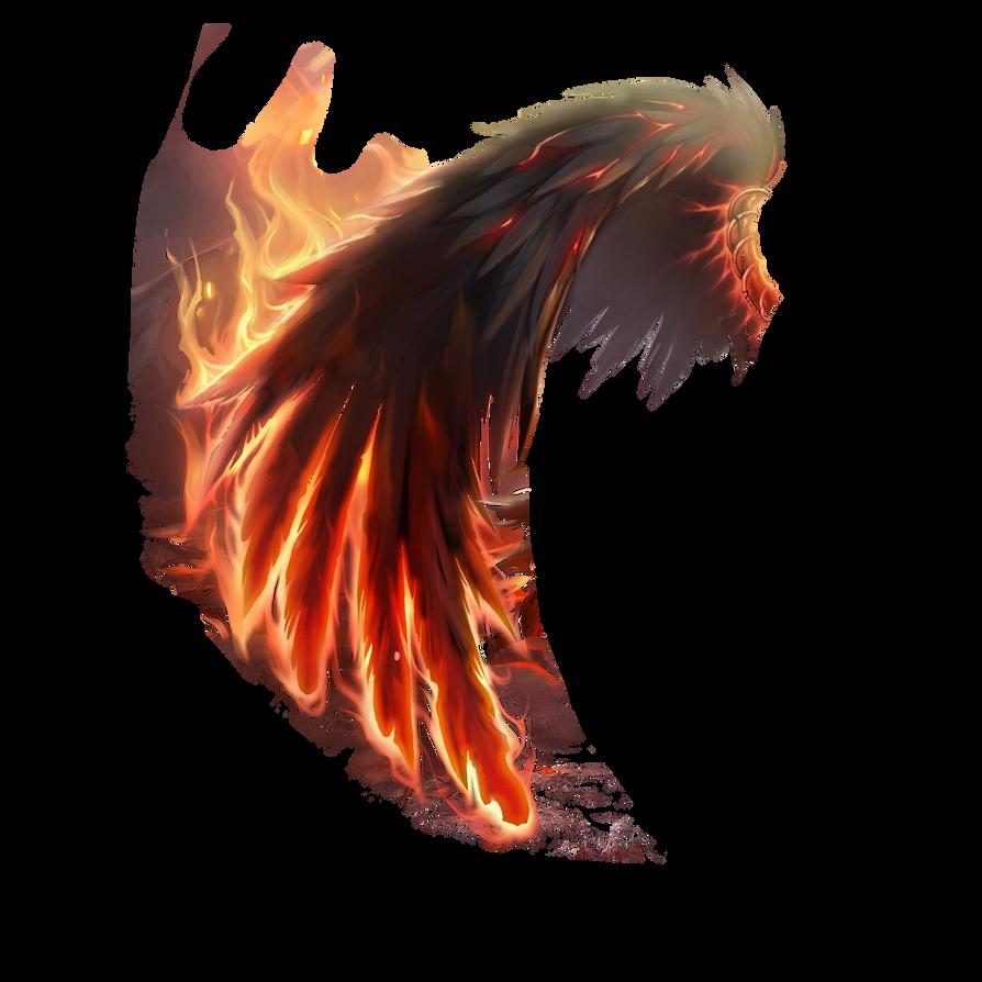Fire Wing By JayC79 On DeviantArt