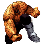 Thing from Fantastic Four