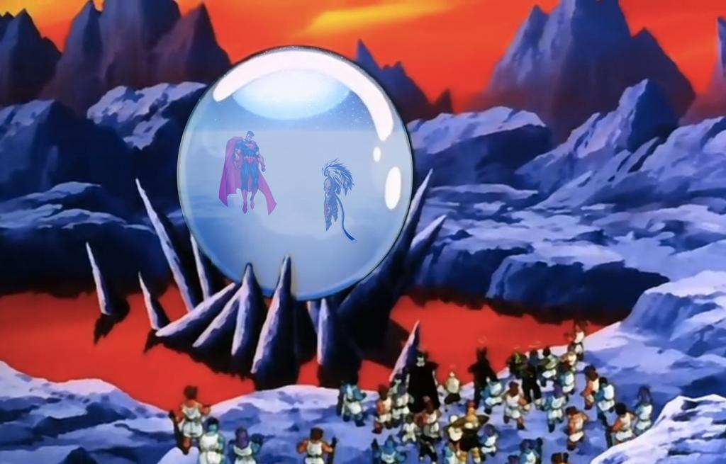 goku ssj3 vs superman - photo #7
