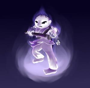 Karate Joe? [Commission]