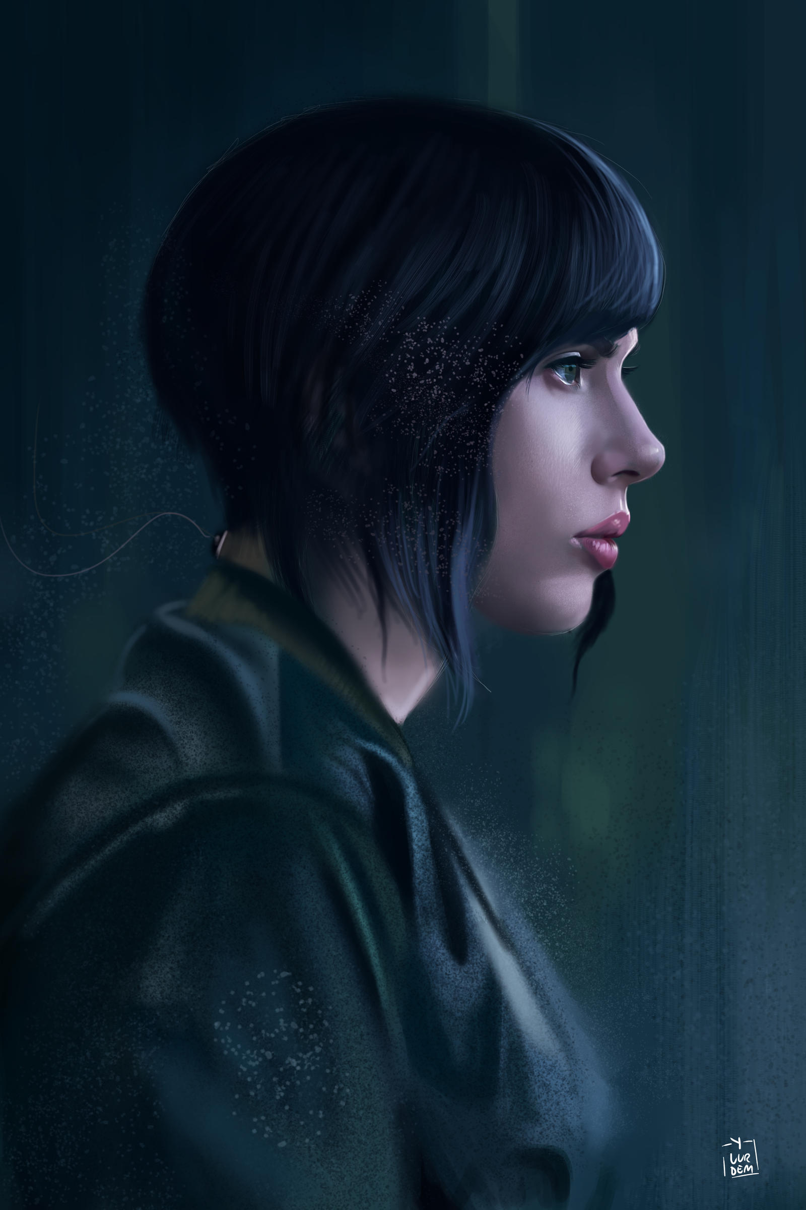 Ghost in the Shell - S...