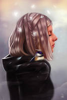 Winter Bird by vurdeM
