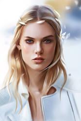 Charlene Hogger / daisy by vurdeM